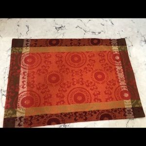 Fall cotton placemats-set of 6